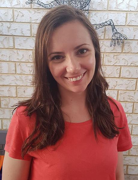 Melinda Goode MACN (Undergraduate)