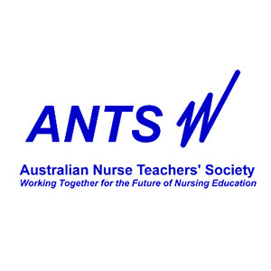 Australian Nurse Teachers' Society (ANTS) logo