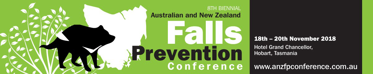 Australia and New Zealand Falls Prevention Conference