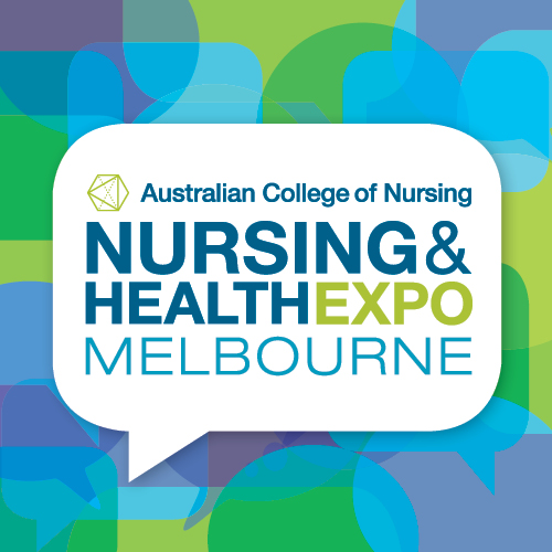 Nursing & Health Expo event logo