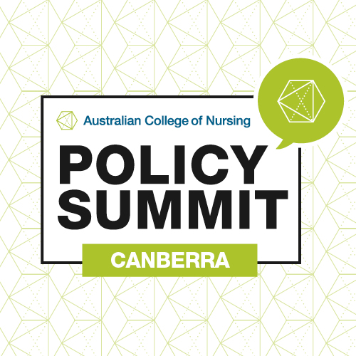 Policy Summit event logo