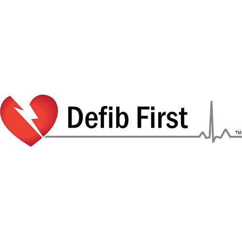 Defib First logo