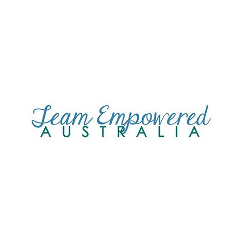 Team Empowered Australia logo