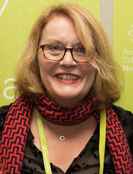 Yvonne McKinlay MACN