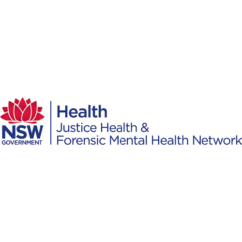 Justice & Forensic Mental Health Network logo