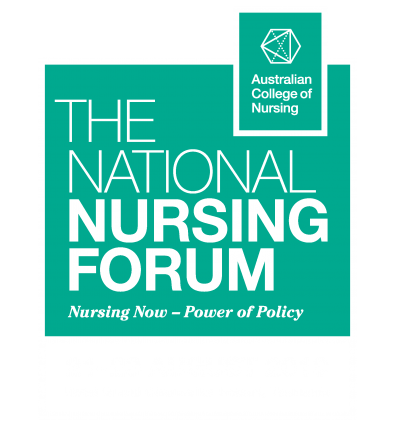 NNF 2019 - Nursing now, power of policy