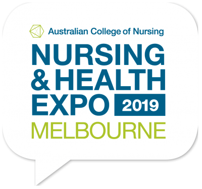 ACN Nursing & Health Expo 2019 logo