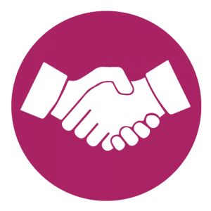 2020 partnerships icon