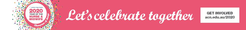 Let's celebrate together!