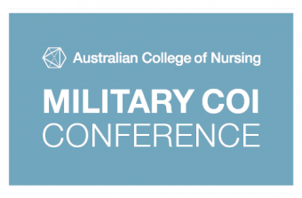 ACN Military COI Conference Logo - Australian College of Nursing