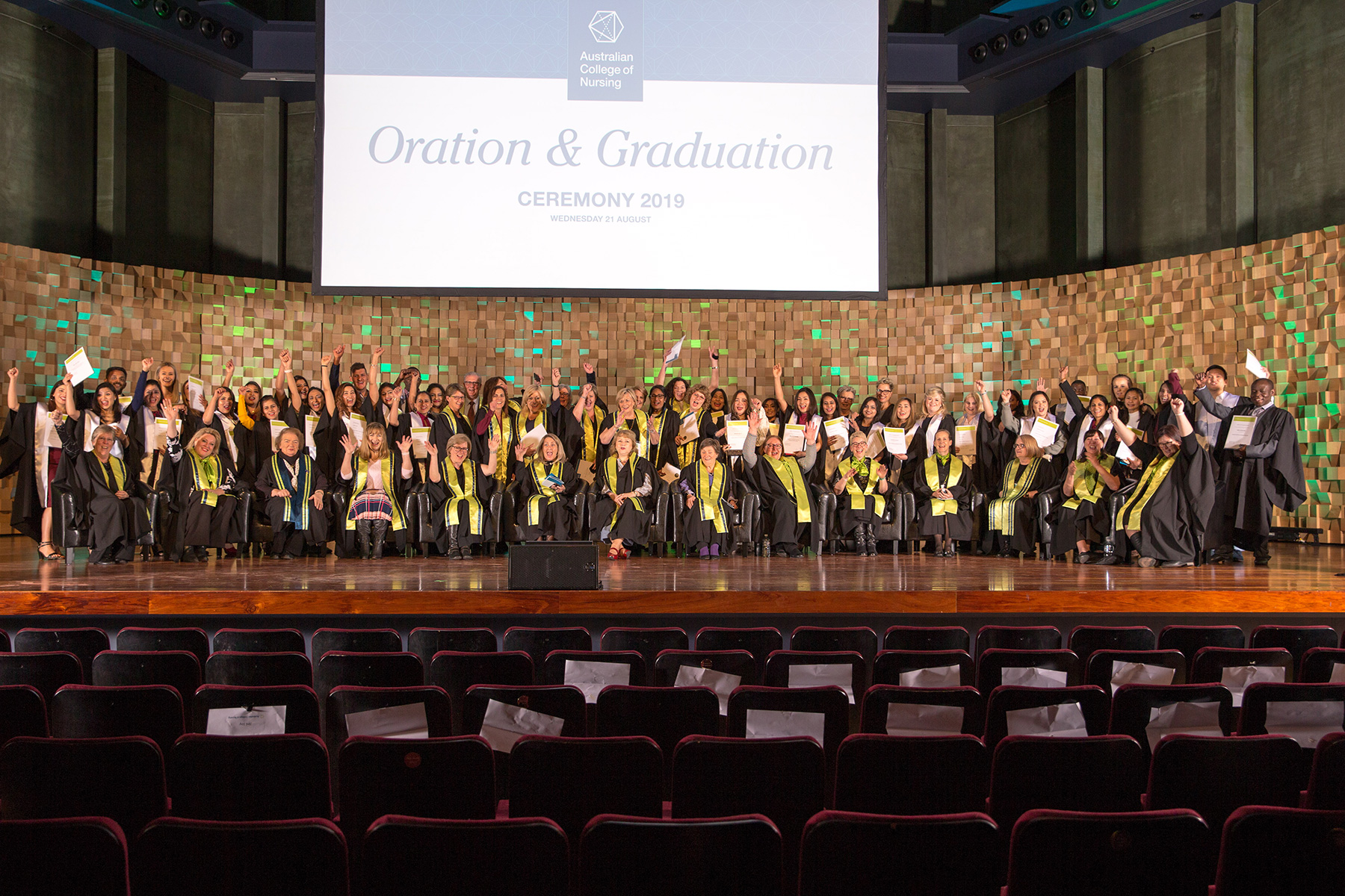 NNF 2019 Graduation and Oration ceremony