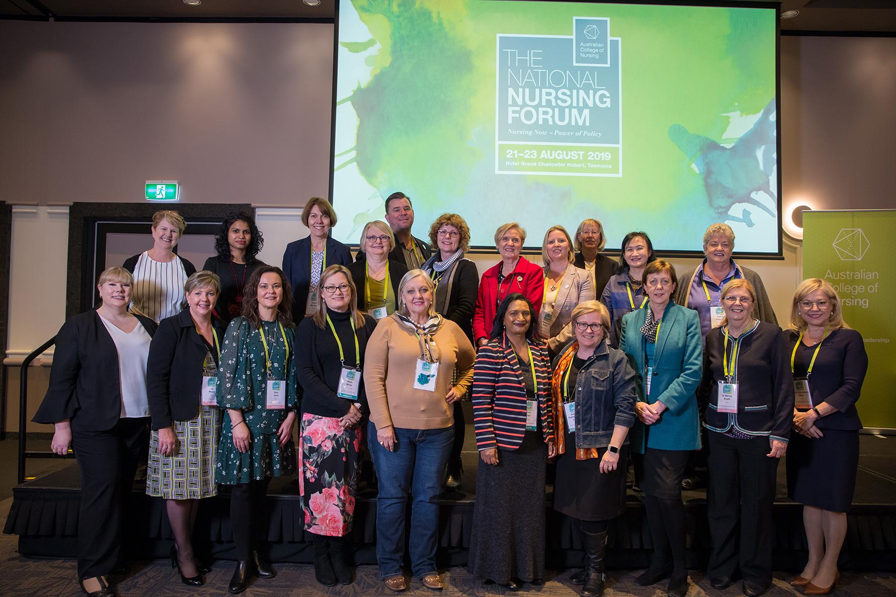 NNF 2019 speed leaders group shot