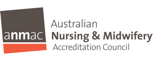 Australian Nursing & Midwifery Accreditation Council logo