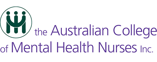 The Australia College of Mental Health Nurses logo