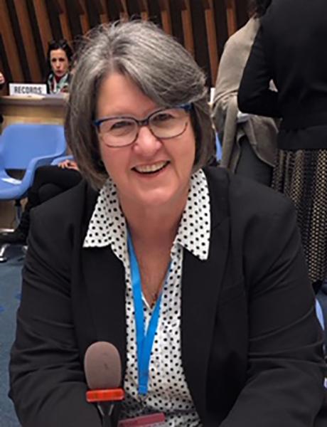 Adjunct Professor Debra Thoms