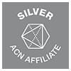 Affiliate icon - silver