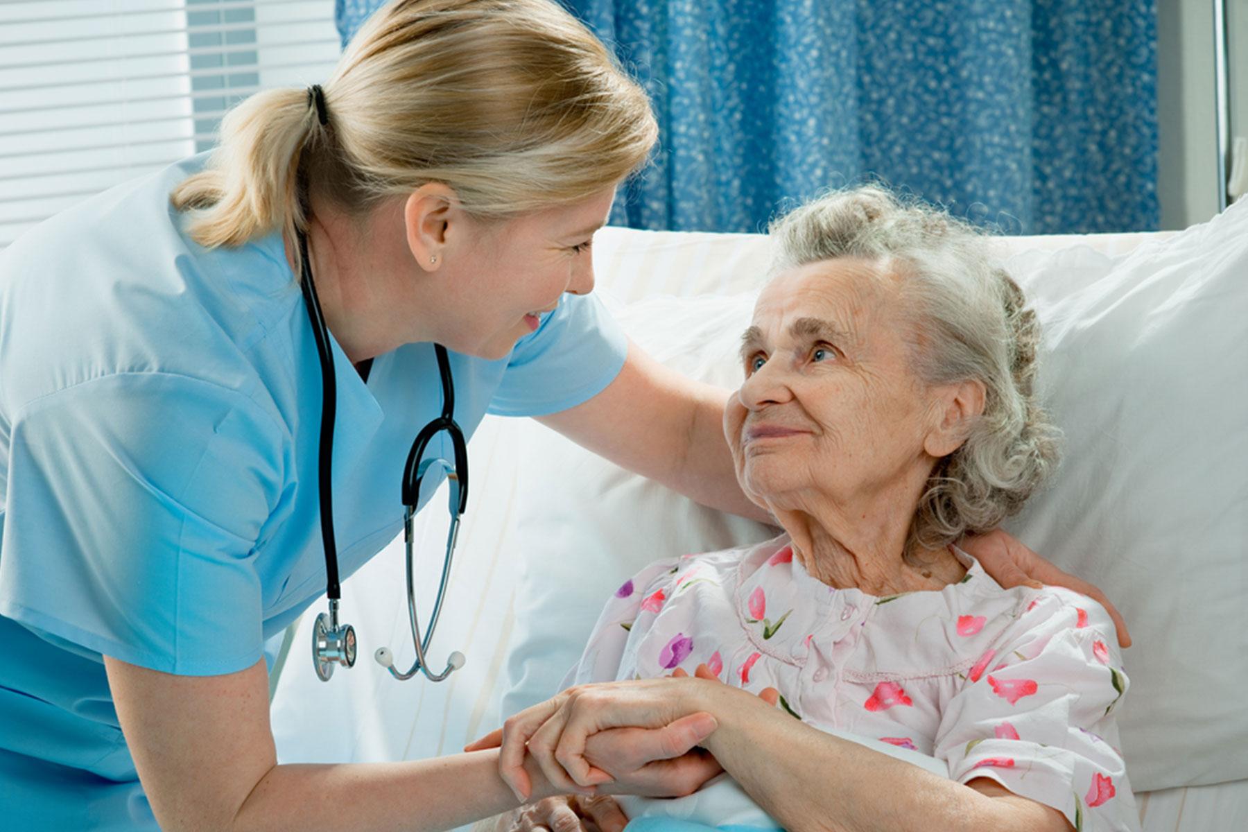 Aged Care Transition to Practice Program - Australian College of Nursing