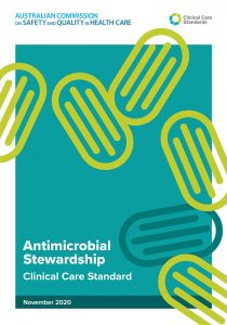 Antimicrobial Stewardship cover