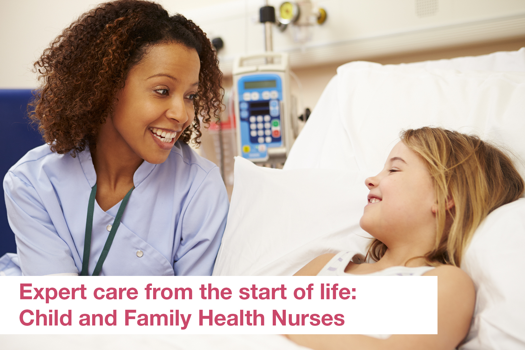 Expert care from the start of life