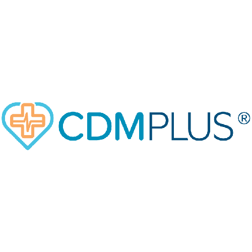 CDM Plus logo