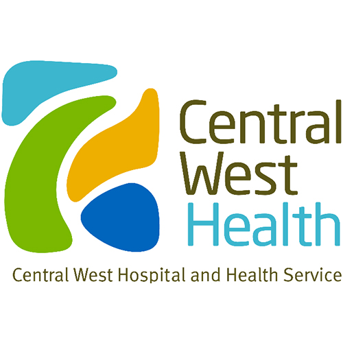 Central West Health logo