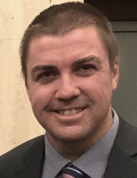Chris Raftery MACN