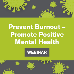 Prevent burnout webinar