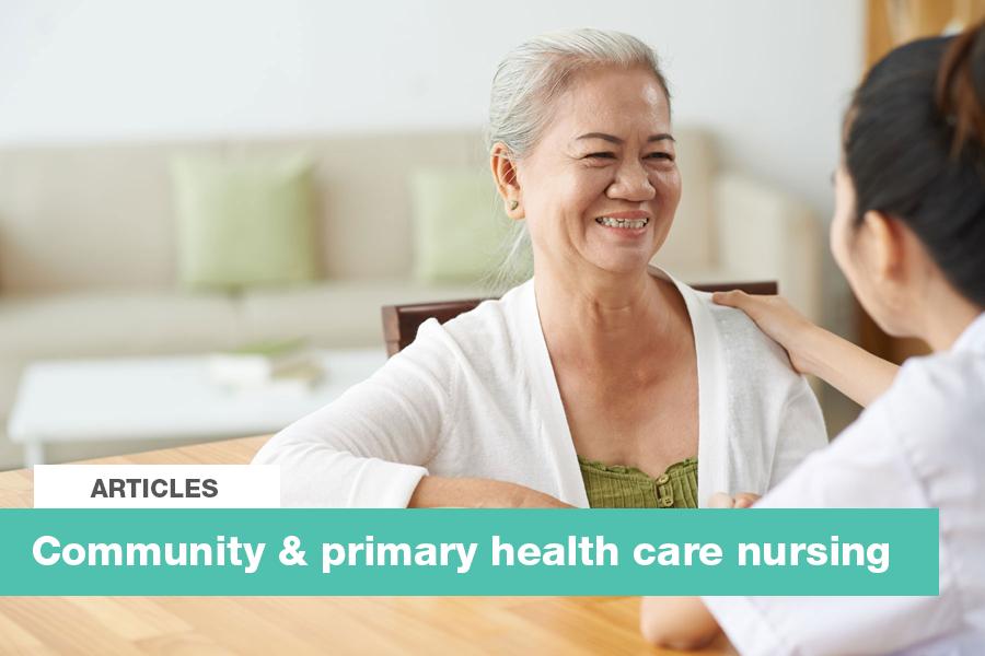 Community & primary health care nursing