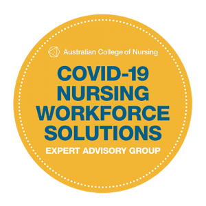 COVID-19 Workforce Solutions Expert Advisory Group logo