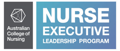 Nurse Executive Leadership program logo