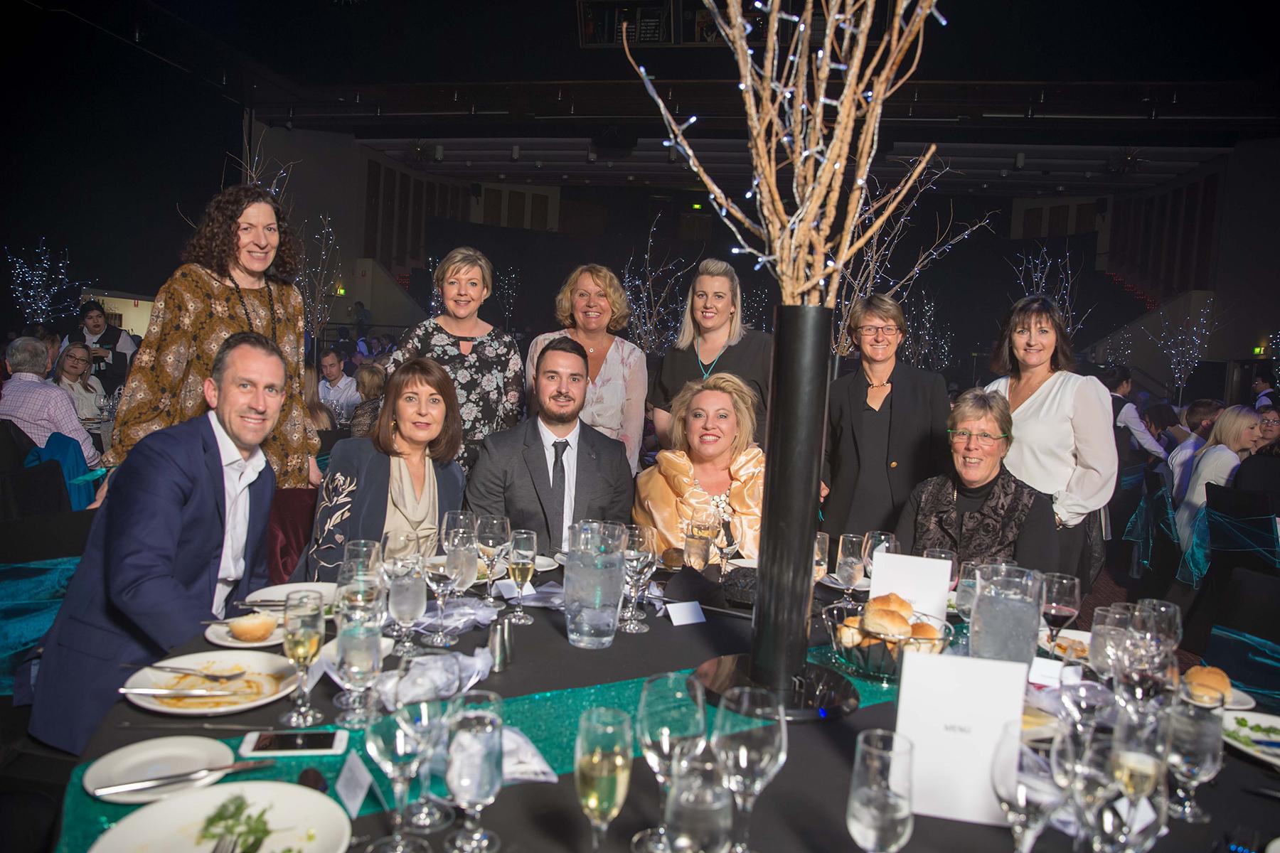 NNF 2019 gala dinner
