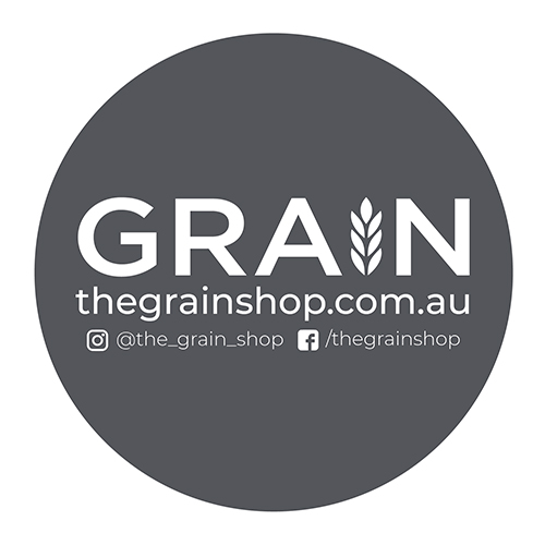 The Grain Shop logo