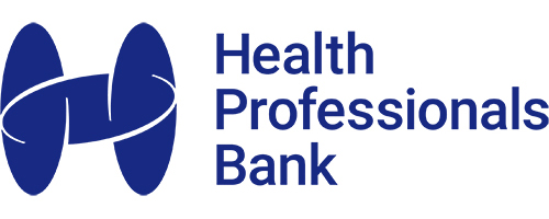 Health Professionals Bank logo