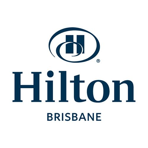 Hilton Hotels - Brisbane logo