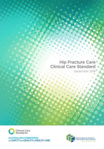 Hip Fracture Care cover