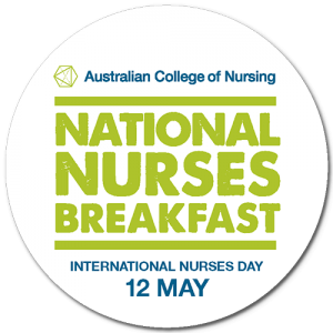IND National Nurses Breakfast logo