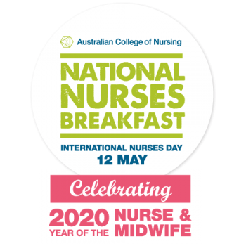 IND National Nurses Breakfast logo 2020