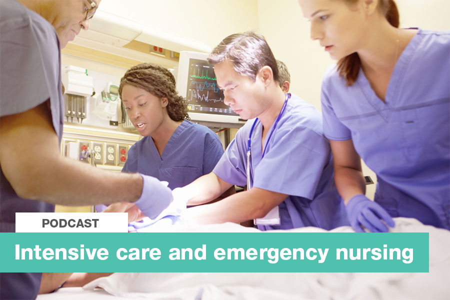 Intensive care and emergency nursing