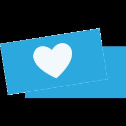 Nursing Now calendar challenge - January icon (blue)
