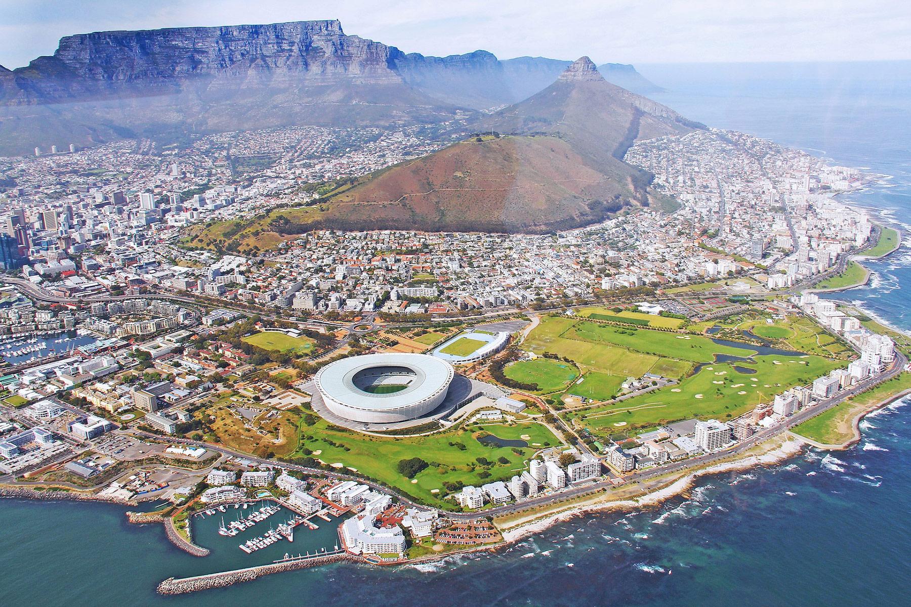 Jon Baines Tours - South Africa nursing tour
