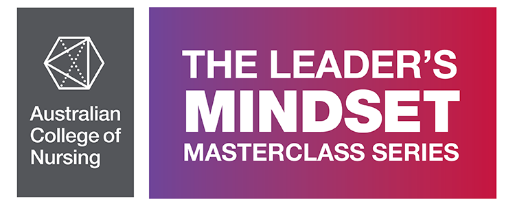The Leader's Mindset Masterclass Series logo