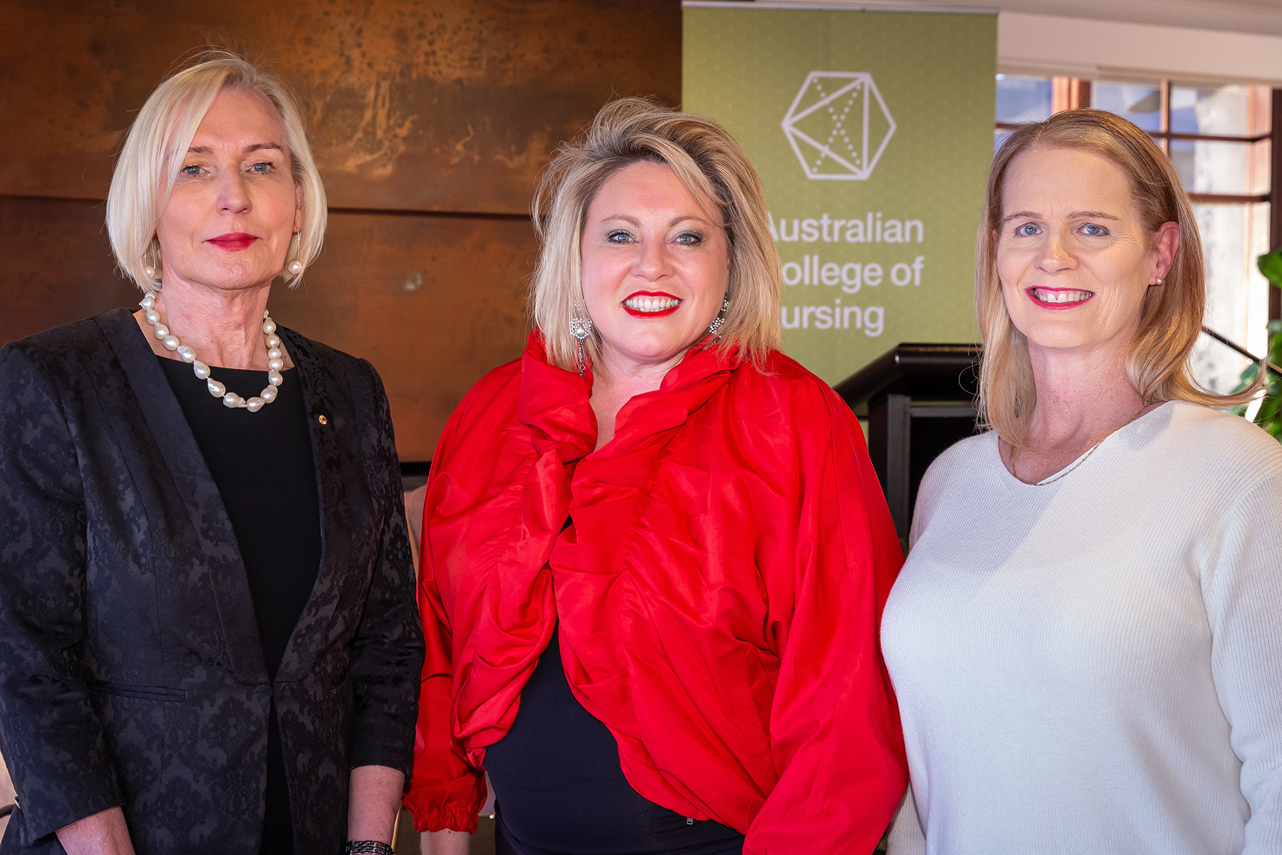 Let's talk leadership featuring Catherine McGregor AM