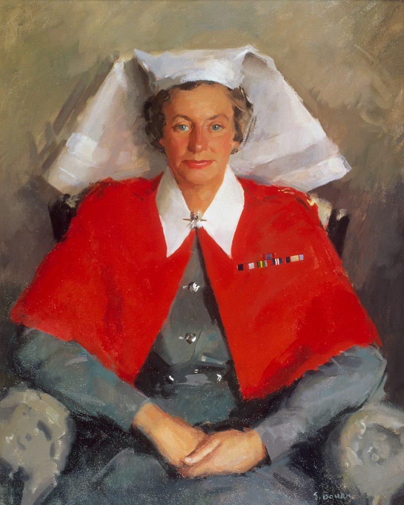 Lieutenant Colonel Vivian Bullwinkel