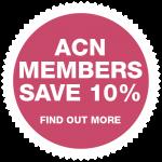 ACN members save 10%