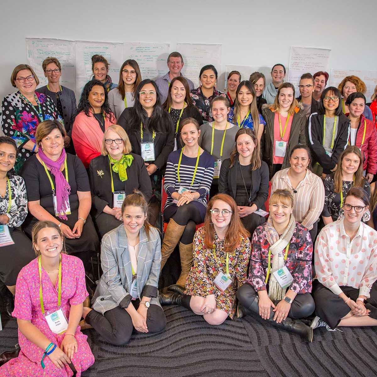 COI leaders at the NNF 2019