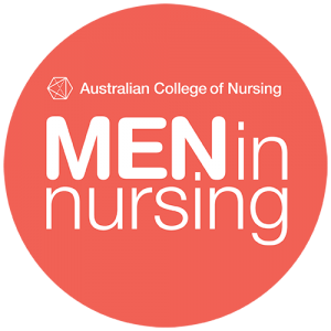 Men in Nursing logo