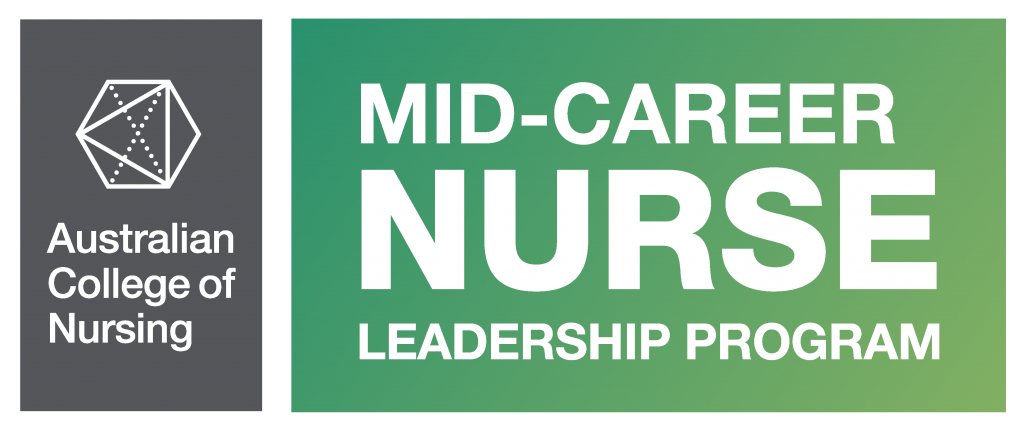 Mid-Career Nurse Leadership Program logo
