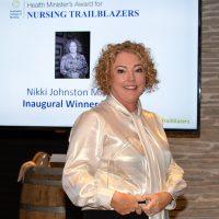 Video interview with Trailblazer Winner Nikki Johnston OAM MACN