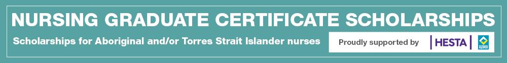 Nursing Graduate Certificate Scholarships