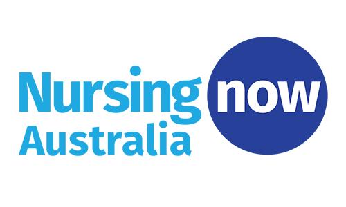 Nursing Now Australia logo